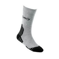 НОСКИ AKU HIKING LOW SOCKS цвет ch./Nero