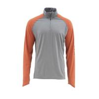 Пуловер SIMMS Ultra-Wool Core 1/4 Zip цвет orange