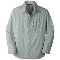 Рубашка CLOUDVEIL Clc Cl LS St цвет Aluminum