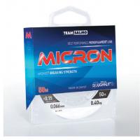 Леска SALMO Team Micron 50 м 0,15 мм цв. прозрачный