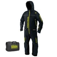 Комбинезон FINNTRAIL Monosuit Ms30 GeY цвет Графит / Желтый