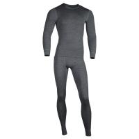 Комплект термобелья MONTERO Wool Lite цвет gray