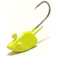 Джиг-Головка ТУЛА Шартрез цв. желтый (3 шт.) 1,6 гр