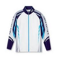 Рубашка DAIWA Polo Wicksensor DE-7504 цвет blue