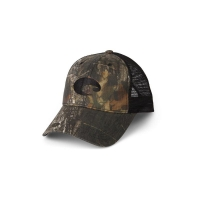 Бейсболка COSTA DEL MAR Mesh Hat цв. Mossy Oak New Breakup / Black