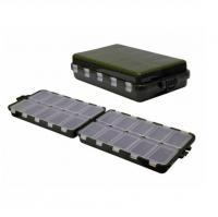 Коробка ТРИ КИТА СЧ-4 для рыболовных мелочей (20 отд.) (150*85*35мм)