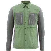 Рубашка SIMMS GT Tricomp Shirt цвет Mantis