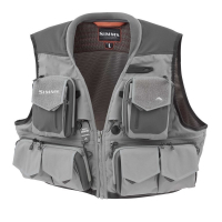 Жилет SIMMS G3 Guide Vest цвет Steel