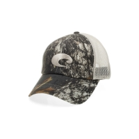 Бейсболка COSTA DEL MAR Mesh Hat цв. Real Tree Camo / Stone