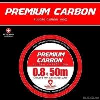 Флюорокарбон MONCROSS Premium Carbon 50 м #0.8