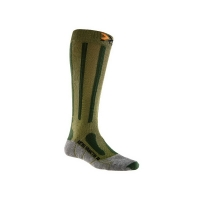 Носки X-BIONIC X-Socks Hunting Long цвет Изумрудный