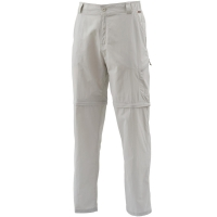 Брюки SIMMS Superlight Zip-Off Pant цвет Oyster