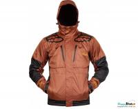 Куртка NORFIN Peak Thermo цвет Терракотовый/Черный