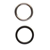 Кольцо заводное SAVAGE GEAR Stainless Splitring Mix Forged 10,5 мм SS (20 шт.)
