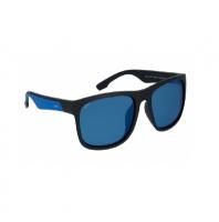 Очки INVU Z2001A цв. матовый черный цв.ст. Синяя с зеркальным покрытием