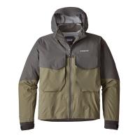 Куртка забродная PATAGONIA Men's SST Jacket цвет Forge Grey