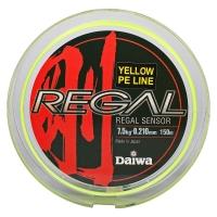 Леска DAIWA Regal Sensor 7,5 кг 0,210 мм 150 м (желтая)