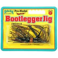 Бактейл STRIKE KING Bootlegger Jig 10,5 г (3/8 oz) цв. black
