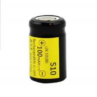 Аккумулятор MECARMY 10180 Li-ion 100 mAh