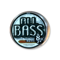 Леска LINE SYSTEM All Bass # 1