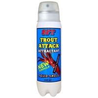 Аттрактант-спрей SFT Trout Attack с запахом кальмара