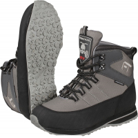 Ботинки забродные FINNTRAIL New Stalker резиновая подошва 5192 цвет светло-серый
