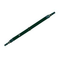 Ремень RISERVA погонный хлопок/ кожа 90 - 110 см