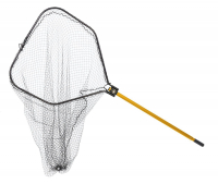 Подсачек FRABILL Power Stow Net складной, обруч 35,5x46 см, гл. 38 см, ячейка 3/8'', ручка 92-152 см