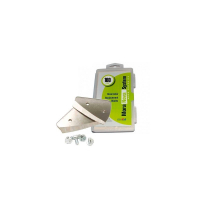 Набор сменных ножей MORA ICE для ручного ледобура Nova System 110 мм скоростные (с болтами для крепления)