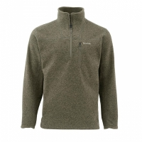 Пуловер SIMMS Rivershed Sweater цвет Loden