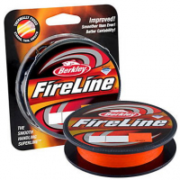 Плетенка BERKLEY FireLine Red 110 м 0.10 мм