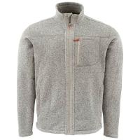 Куртка SIMMS Rivershed Sweater Full Zip цвет Cork