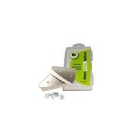 Набор сменных ножей MORA ICE для ручного ледобура Nova System 160 мм (с болтами для крепления)