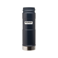 Термокружка STANLEY Classic 1-Hand Vacuum Mug (тепло 7 ч/ холод 7 ч) 0,47 л цв. Синий