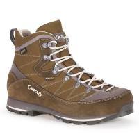 Ботинки треккинговые AKU Trekker Lite III GTX цвет Olive / Light Grey