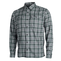 Рубашка SITKA Frontier Shirt цвет Lead Plaid