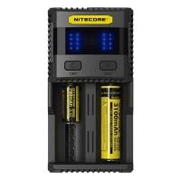 Зарядное устройство NITECORE SC2 18650 Intellicharge V2