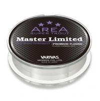 Флюорокарбон VARIVAS Master Limited Premium Fluoro 80 м # 0,6