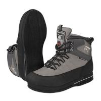 Ботинки забродные FINNTRAIL New Stalker войлочная подошва 5193 цвет светло-серый
