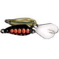 Блесна колеблющаяся CRAZY FISH Lema 1,6 г код цв. #110