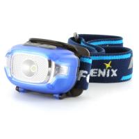 Фонарь FENIX HL15 цв. синий