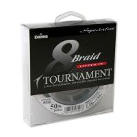 Леска DAIWA Tournament 8 Braid 10lb 0,08mm 135m (темно-зеленая)