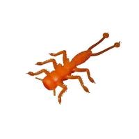 Рак MICROKILLER Веснянка 3,5 см цв. оранжевый (8 шт.)