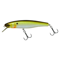 Воблер JACKALL Smash Minnow 100 SP цв. Chartreuse shad