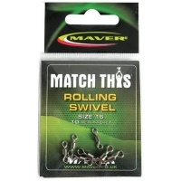 Вертлюг MAVER Match This р. 16 (10 шт.)