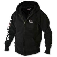Толстовка DAIWA Team Zipper Hooded Top цвет Black