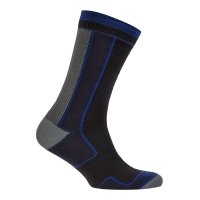 Носки SEALSKINZ Thin Mid Length Sock цвет Black