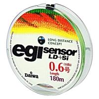 Леска DAIWA EGI Sensor LD + SI 0,6-120P 4kg 120m