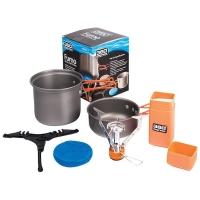 Комплект 360 DEGREES Furno Stove&Pot (газовая горелка и 2 котелка по 850 и 350 мл)