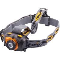 Фонарь налобный FENIX HL30 2015 XP-G2 R5 желтый с батарейками